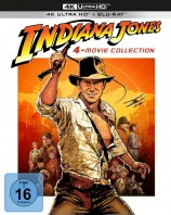 Indiana Jones - 4-Movie Collection / 4K Ultra HD Blu-ray / Limited Digipack (4K Ultra HD)