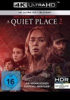A Quiet Place 2 - 4K Ultra HD Blu-ray + Blu-ray (4K Ultra HD)