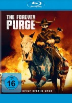The Forever Purge (Blu-ray)