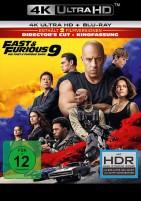 Fast & Furious 9 - 4K Ultra HD Blu-ray + Blu-ray / Director's Cut & Kinofassung (4K Ultra HD)