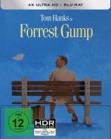 Forrest Gump - 4K Ultra HD Blu-ray + Blu-ray / Limited Steelbook (4K Ultra HD)