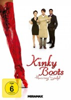 Kinky Boots - Man(n) trägt Stiefel (DVD)