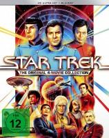 Star Trek - 4K Ultra HD Blu-ray + Blu-ray / The Original 4-Movie Collection (4K Ultra HD)
