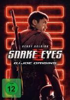 Snake Eyes: G.I. Joe Origins (DVD)