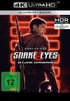 Snake Eyes: G.I. Joe Origins - 4K Ultra HD Blu-ray + Blu-ray (4K Ultra HD)