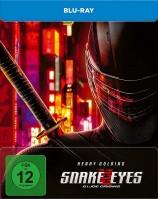 Snake Eyes: G.I. Joe Origins - Limited Steelbook Edition (Blu-ray)