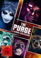 The Purge - 5-Movie Collection (DVD)