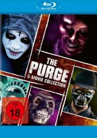 The Purge - 5-Movie Collection (Blu-ray)