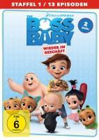 The Boss Baby - Wieder im Geschäft - Staffel 01 (DVD)