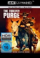 The Forever Purge - 4K Ultra HD Blu-ray + Blu-ray (4K Ultra HD)