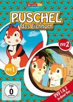 Puschel, das Eichhorn - DVD 1&2 (DVD)