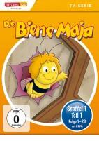Die Biene Maja - Staffel 1 / Folgen 01-26 (DVD)