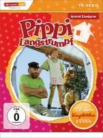 Pippi Langstrumpf - TV-Serien Box / 3. Auflage (DVD)