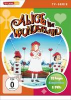 Alice im Wunderland - Komplettbox (DVD)