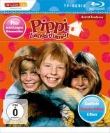 Pippi Langstrumpf - TV-Serie / Limitierte Sammler-Edition (Blu-ray)