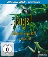 Bugs! Abenteuer Regenwald in 3D - Blu-ray 3D (Blu-ray)