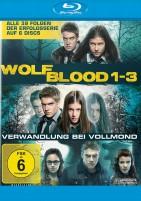 Wolfblood - Verwandlung bei Vollmond - Staffel 1-3 (Blu-ray)