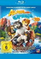 Alpha und Omega 3D - Blu-ray 3D (Blu-ray)