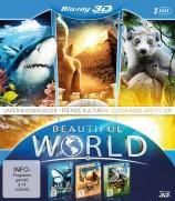 Beautiful World in 3D - Vol. 01 / Blu-ray 3D (Blu-ray)