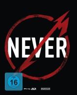 Metallica - Through the Never 3D - Blu-ray 3D / Limitiertes Steelbook (Blu-ray)