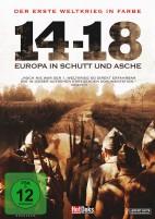 14-18: Europa in Schutt und Asche - Der Erste Weltkrieg in Farbe (DVD)