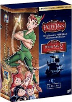 Die ultimative Peter Pan Abenteuer-Collection (DVD)