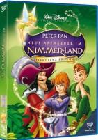 Peter Pan 2 - Neue Abenteuer in Nimmerland - Feenglanz Edition (DVD)