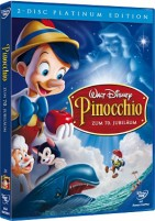 Pinocchio - Platinum Edition (DVD)