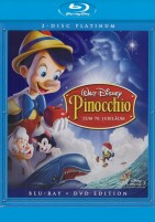 Pinocchio - Platinum Edition (Blu-ray)