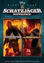 Schatzjäger Doppelpack - Das Vermächtnis der Tempelritter & Das Vermächtnis des geheimen Buches (DVD)