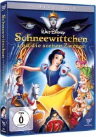 Schneewittchen und die Sieben Zwerge - 2. Auflage (DVD)