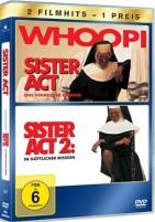 Sister Act - Eine himmliche Karriere & Sister Act 2 - In göttlicher Mission - 2 Filmhits - 1 Preis (DVD)