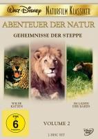 Walt Disney Naturfilm Klassiker - Vol. 02 / Geheimnisse der Steppe (DVD)