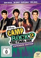 Camp Rock 2 - The Final Jam - Extended Edition (DVD)