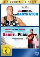 Der Babynator & Daddy ohne Plan - 2 Filmhits - 1 Preis (DVD)