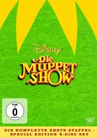 Die Muppet Show - Staffel 01 / Limited Edition (DVD)