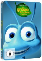 Das grosse Krabbeln - Limited Steelbook Edition (DVD)