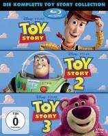 Toy Story 1 - 3 (Blu-ray)