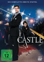 Castle - Staffel 2 (DVD)