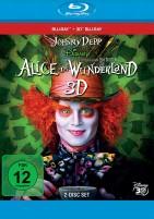 Alice im Wunderland 3D - Blu-ray 3D / 2-Disc Set (Blu-ray)
