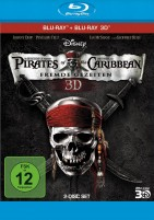 Pirates of the Caribbean - Fremde Gezeiten 3D - Blu-ray 3D + Blu-ray 2D (Blu-ray)