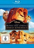 Der König der Löwen 2 - Simbas Königreich - Special Edition (Blu-ray)