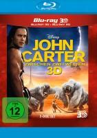 John Carter - Zwischen zwei Welten 3D - Blu-ray 3D + 2D (Blu-ray)