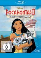 Pocahontas II - Reise in eine neue Welt - Special Edition (Blu-ray)