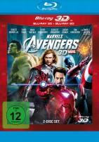 The Avengers 3D - Blu-ray 3D + 2D (Blu-ray)