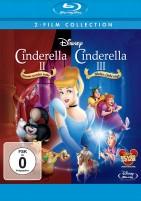 Cinderella 2 - Träume werden wahr & Cinderella 3 - Wahre Liebe siegt - 2-Film Collection (Blu-ray)