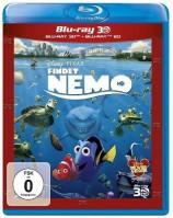 Findet Nemo - Blu-ray 3D + 2D (Blu-ray)