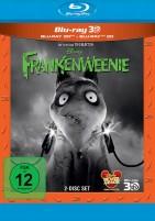Frankenweenie - Blu-ray 3D + 2D (Blu-ray)