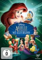 Arielle die Meerjungfrau - Wie alles begann - 2. Auflage (DVD)