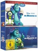 Die Monster AG & Die Monster Uni (Blu-ray)